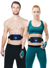 пояс ab gymnic для фитнеса