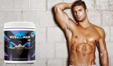 MUSCLEMAN средство для наращивания мышечной массы